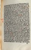 Page of text from 'De vita et moribus philosophorum.' Sp Coll Hunterian By.3.15