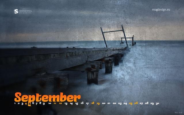2010년 9월 배경화면