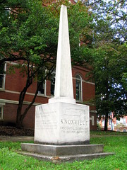 tn knoxville tennessee capital marker bmok