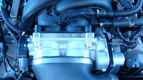 2010 Mustang GT - GT500 Throttle Body Install