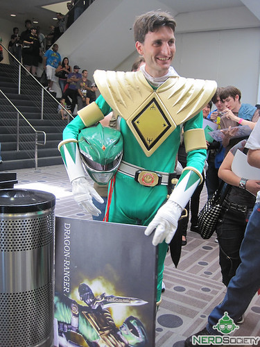 4950621212 a3c5cf7748 Power Rangers Convention   Morphicon