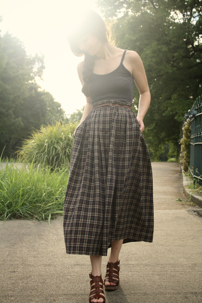 long skirts on belmont boulevard