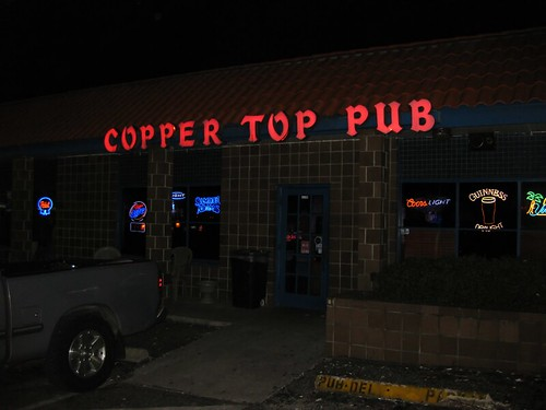 the Copper Top Pub