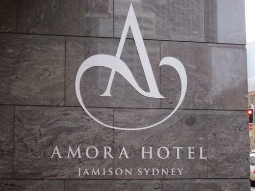The Amora Hotel, Sydney