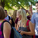 Shenandoah Valley welcome for new students