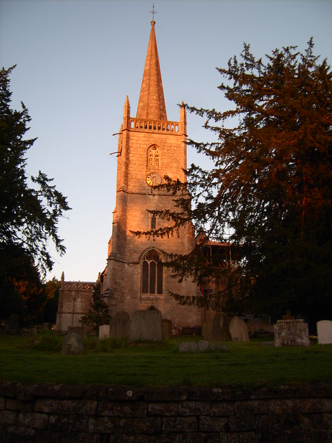Stinchcombe Church