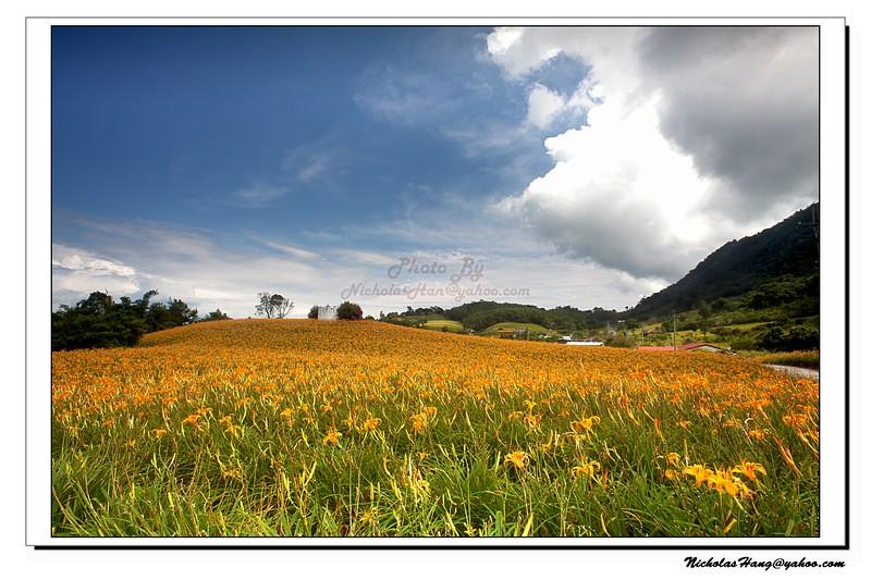 花蓮赤科山