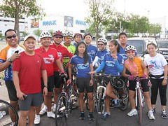 Kikay Cyclist: Team Endure and friends