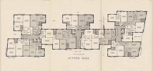 Sutton hall 109 14 ascan ave forest hills ny blueprint typical floor sutton hall 109 14 ascan ave forest hills ny blueprint typical floor plan malvernweather Gallery