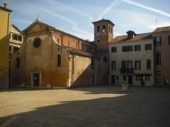 Campo e Chiesa San Zan Degolà
