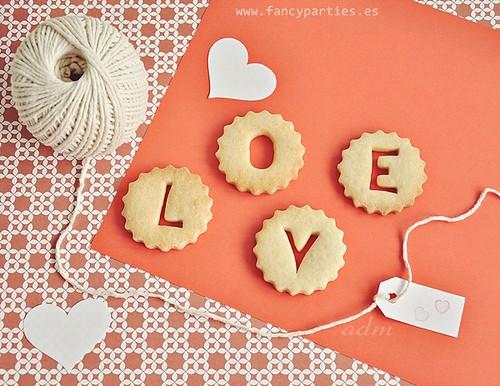 Love Letters Cookies 1