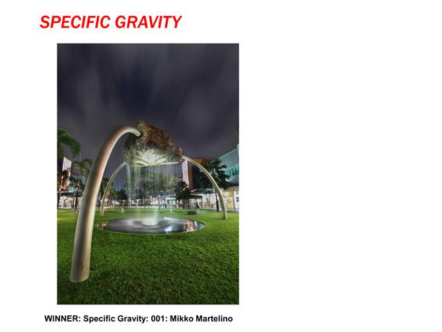 Specific Gravity by Mikko Martelino