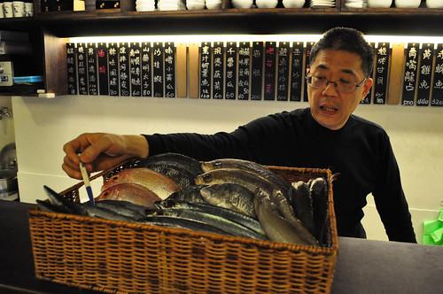 今晚的魚有: