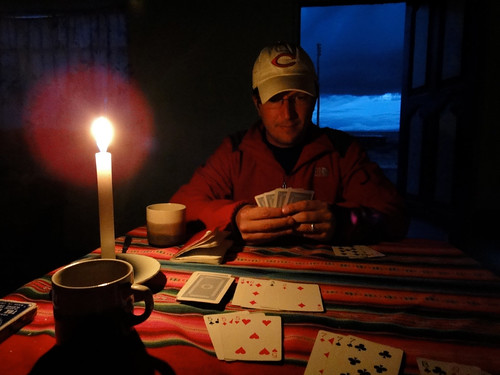 Cards by Candlelight.