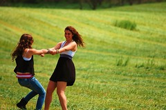 (~Aly Kaufman Photography~) Tags: green weather dance spring warmth fields alykaufmanphotographysummer