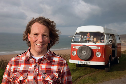 Martin Dorey - Campervan Cookbook