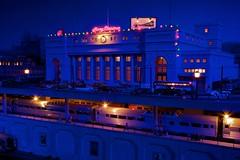"Twin City Model Railroad Museum's ""Night Trains"" exhibit (Dean Gulstad) Tags:"