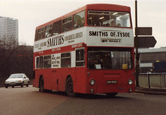GHM896N Smiths of Tysoe (NOA 462X) Tags: bus buses your smiths leyland fleetline dms tysoe wmt of 50y ghm896n