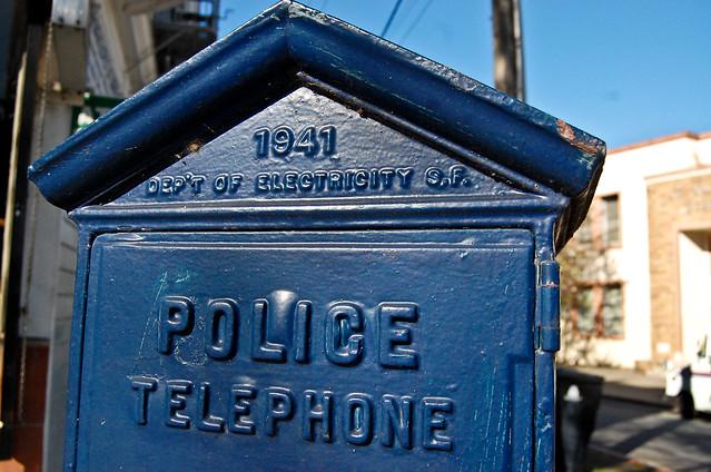 Police Telephone