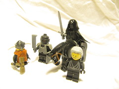 Lego Lord of the Rings Minifigures- Series 2 (TMM) Tags: 2 soldier star lego battle lord ring lotr rings series wars nazgul wraith urukhai minifigures denethor soldierdwarf