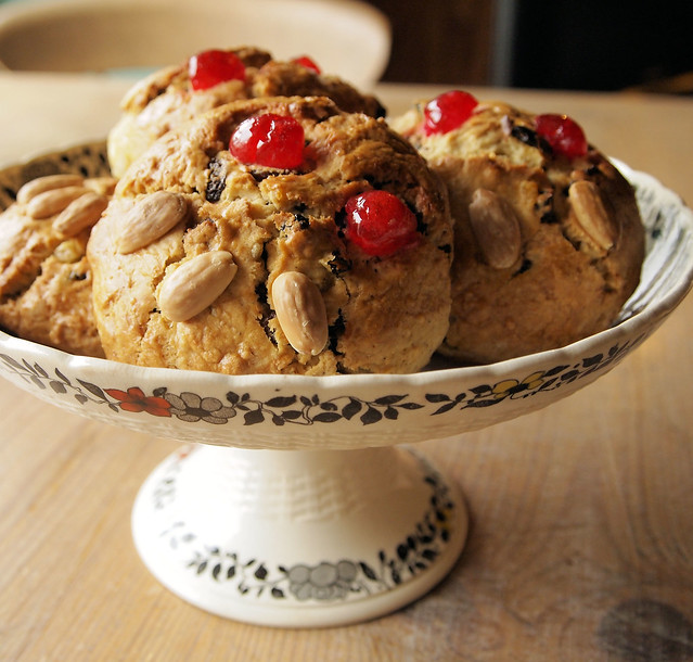 Fat Rascals Recipe and Bettys of York Tea Rooms