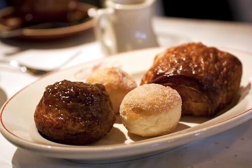 pastries @ maialino