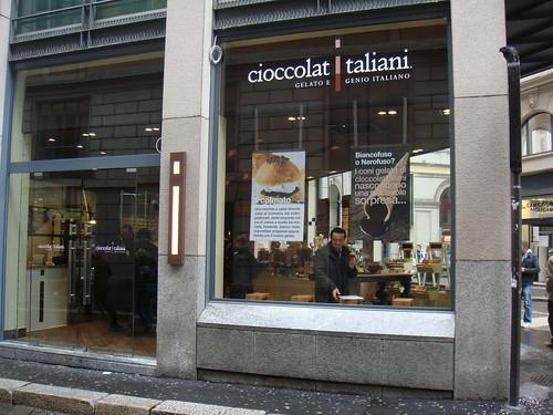 Cioccolati Italiani, todo un descubrimiento