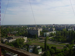 Taganrog skyline (Phnom) Tags: blue sky urban building beauty skyline spring russia top south may clear highrise boxes height outskirts publichousing highestpoint taganrog publicblock roofering