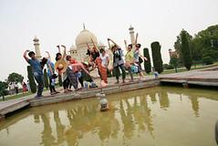 印度 泰姬瑪哈陵 (2)