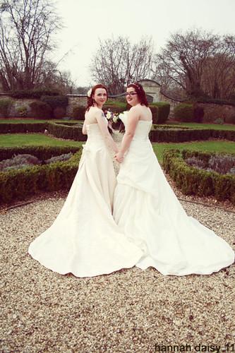 Catherine & Rebecca Wedding 26th March 2011