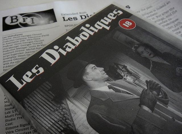 Les Diaboliques at the BFI