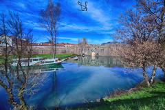 Bastione Castelnuovo in HDR, Padova (Davide Anselmi) Tags: bastionecastelnuovo castelnuovo hdr bastione canale inverno padova piovego davideanselmi 2017