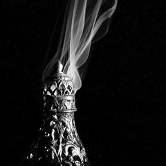 incense (heinzkren) Tags: weihrauch schwarzweis blackandwhite makromondays relaxation rauch monochrome makro panasonic smoke duft entspannung relaxing fumo fumée emotion fragrance fragrancy allure odour smell aroma