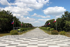Like A Chessboard (Alan1954) Tags: capas holiday 2015 luzon philippines memorial