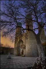 Chor Minor, Bukhara (bit ramone) Tags: chorminor bukhara minaretes bujara uzbakistan mezquita mosque bitramone