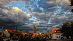 Wolken (wernerfunk) Tags: hessen wetter landschaft