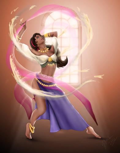 Esmeralda__Heaven__s_Hellfire_by_steevinlove