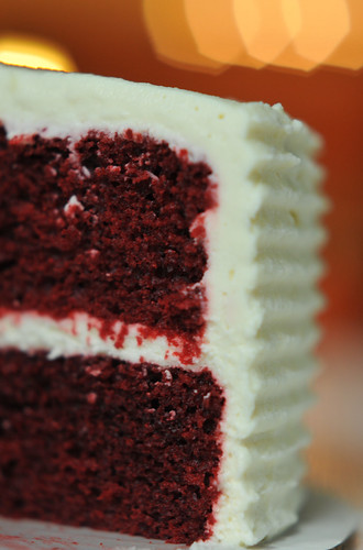 Red Velvet w/ Cream Cheese-Mascarpone Icing No. 3