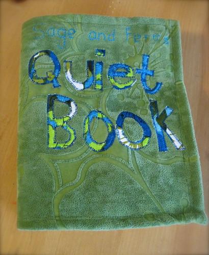 Quiet Book 3