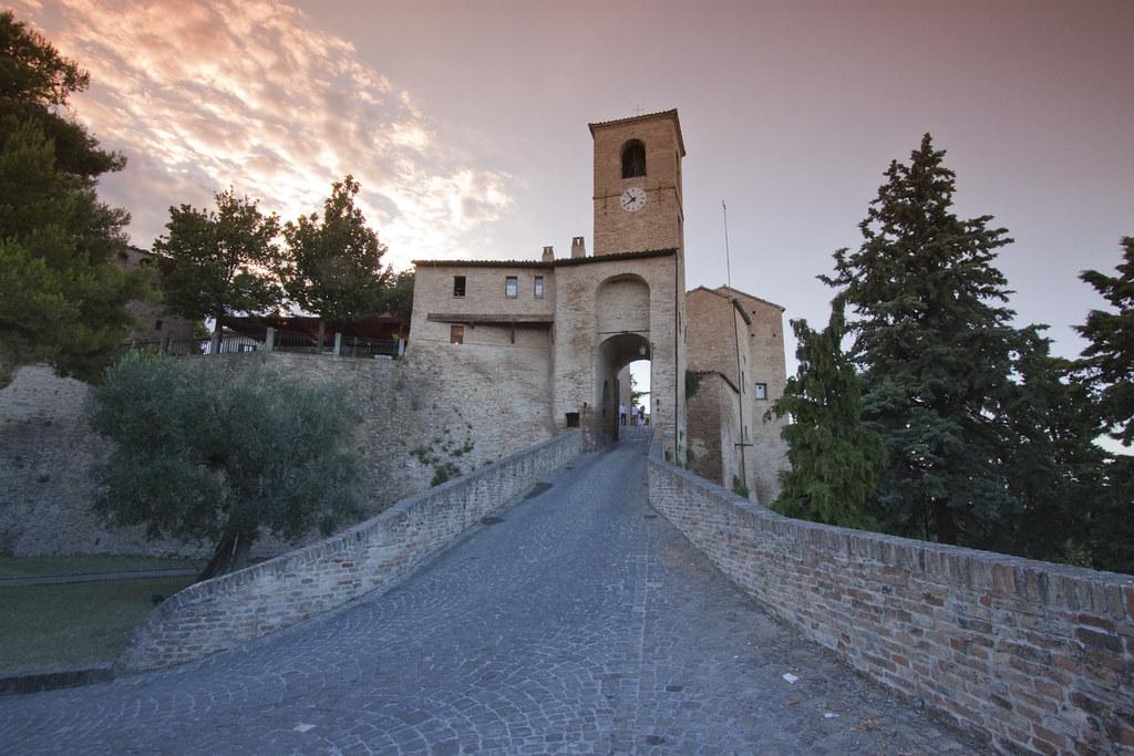 Rocca di Montegridolfo