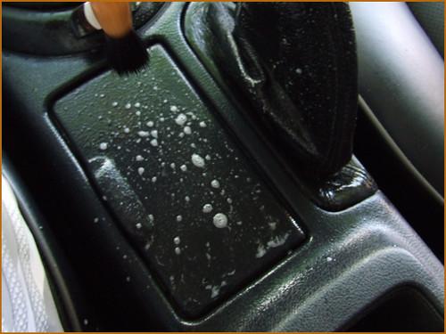 Detallado interior integral Lexus IS200-27