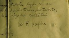 Kafka's signature