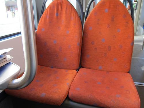 Tram Seat