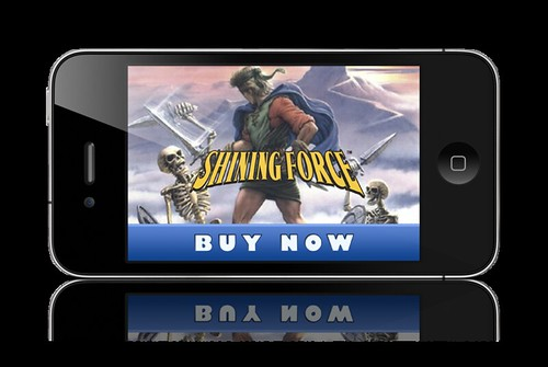 Shining Force (iPhone)