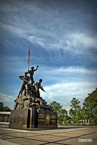 National Monument (Tugu Peringatan Negara Malaysia)
