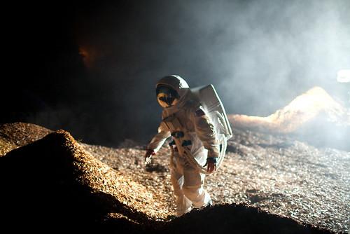 Go Spaceman!