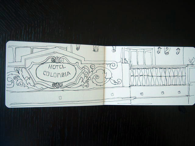 """Hotel Colombia"", Casco Antiguo, Panamá"