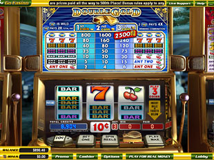 Double Gold slot game online review