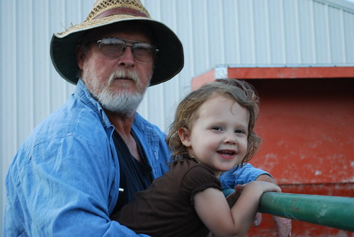 Grandpa and Adeline
