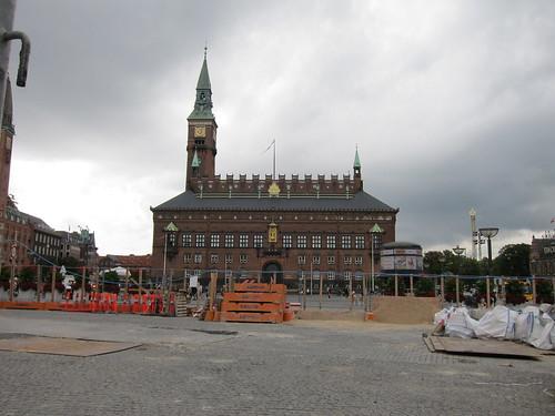 Københavns Rådhus Copenhagen City Hall